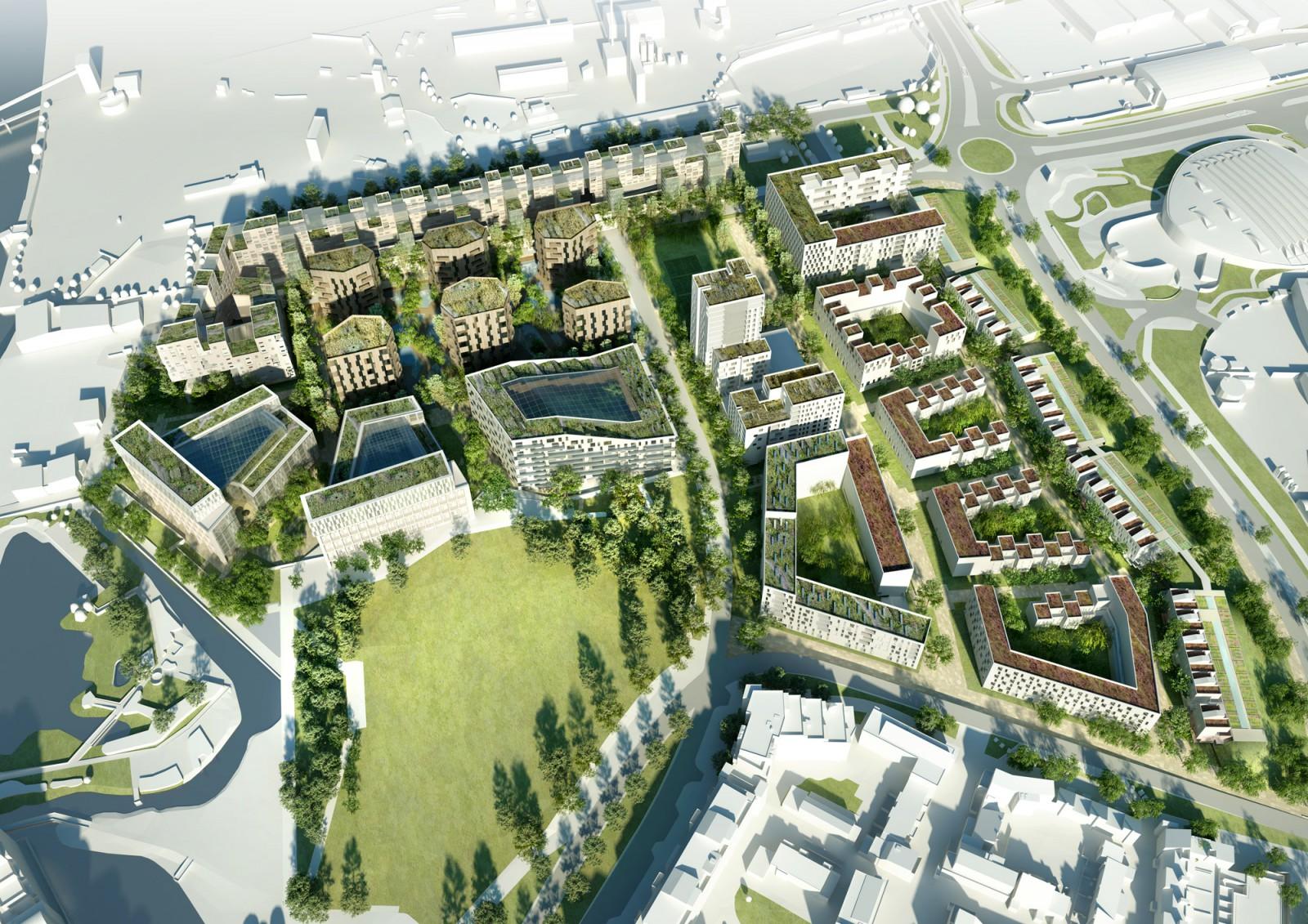Flashforward - Greenwich Peninsula Masterplan