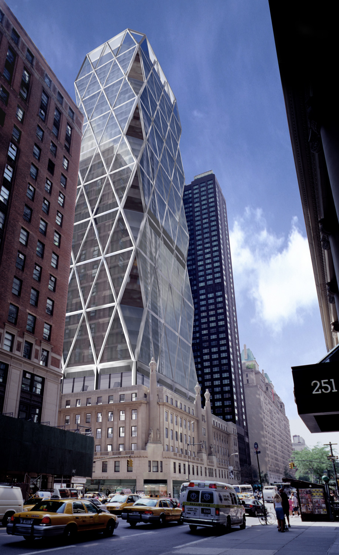 Flashforward - Hearst Tower New York