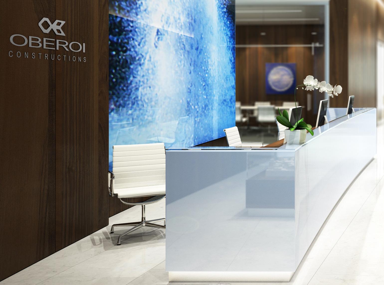 Flashforward - Oberoi Headquarters Building