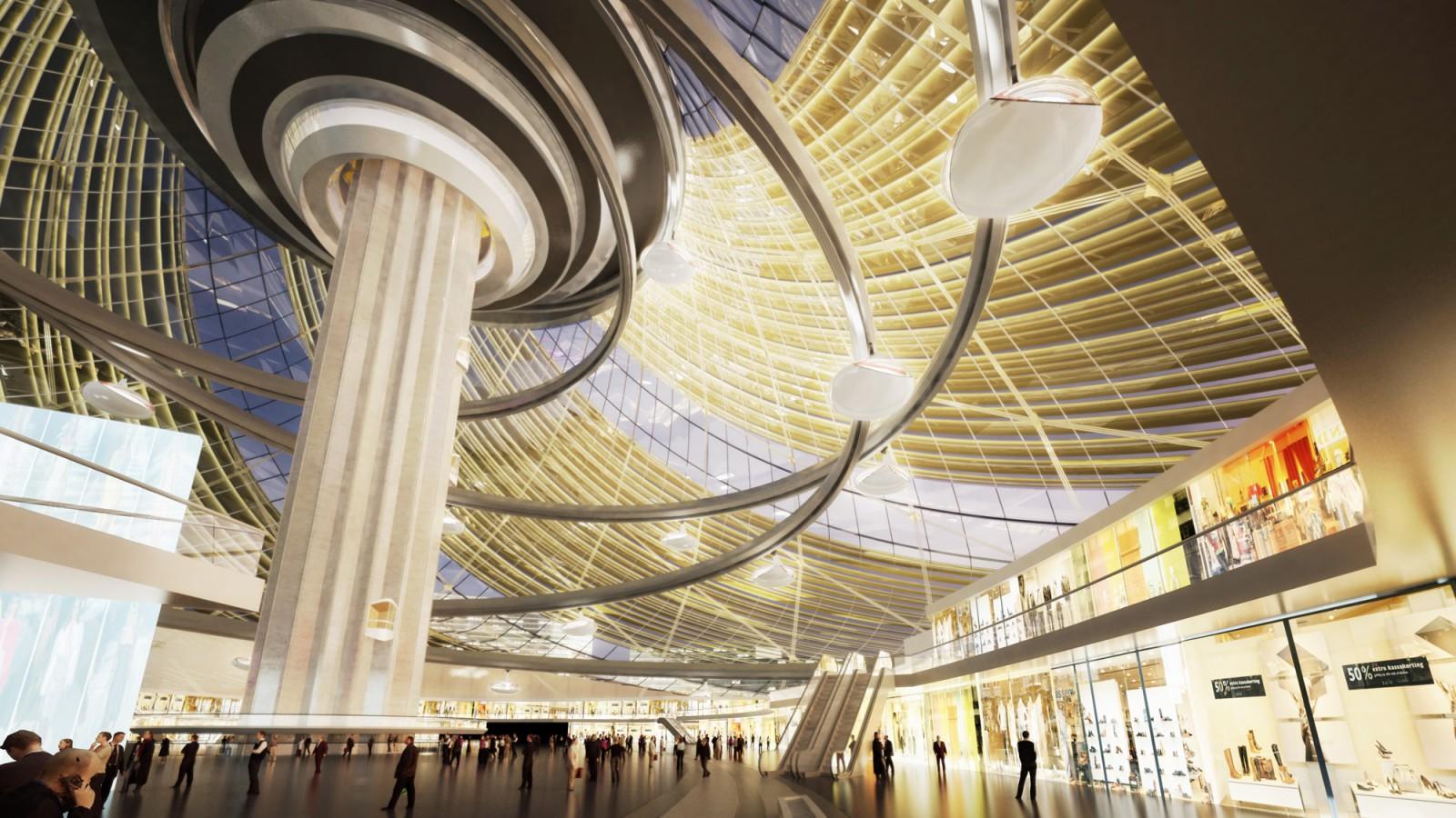 Flashforward - Dalian Culture & Tourism City