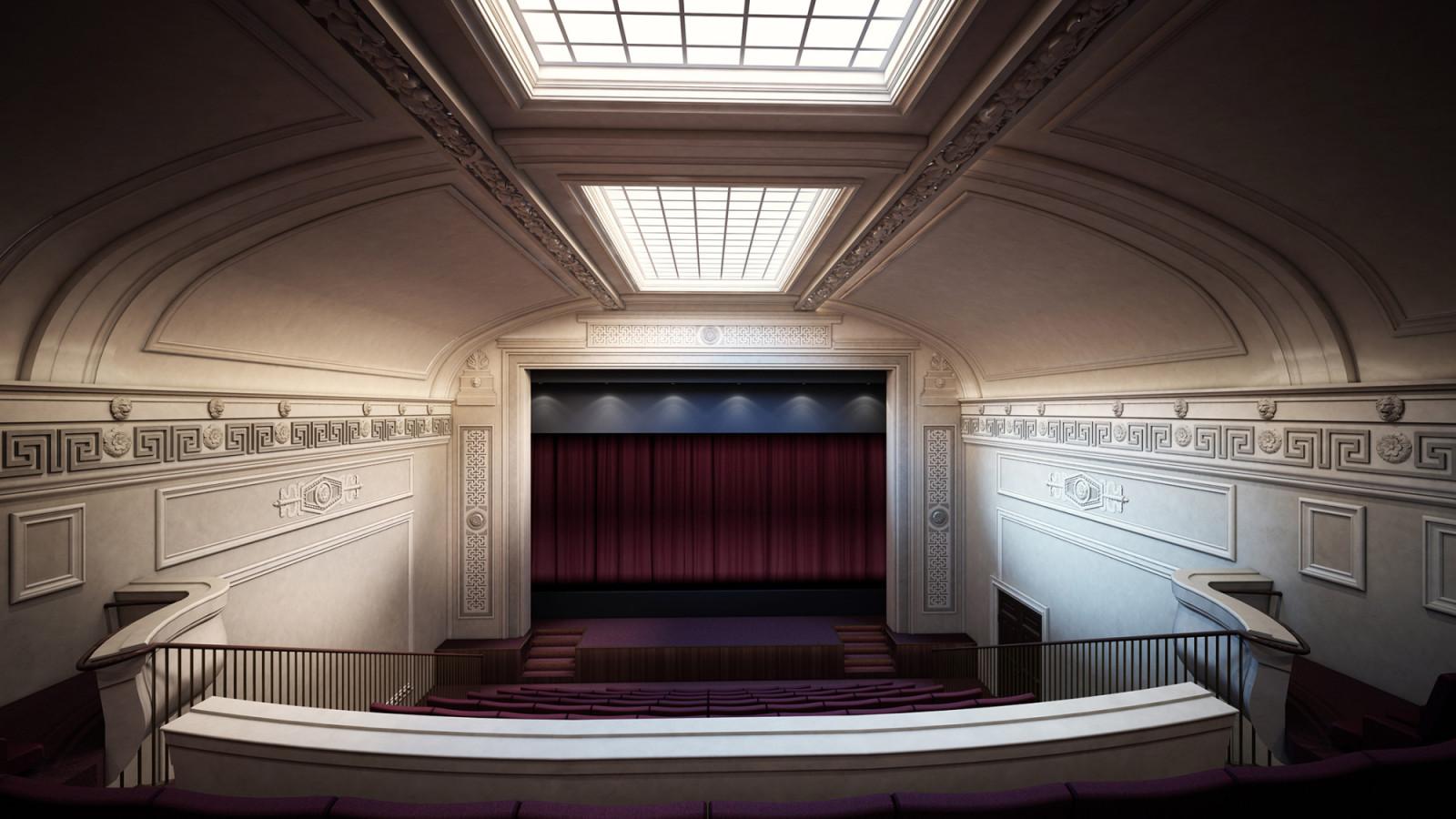 Flashforward - Regent Street Cinema