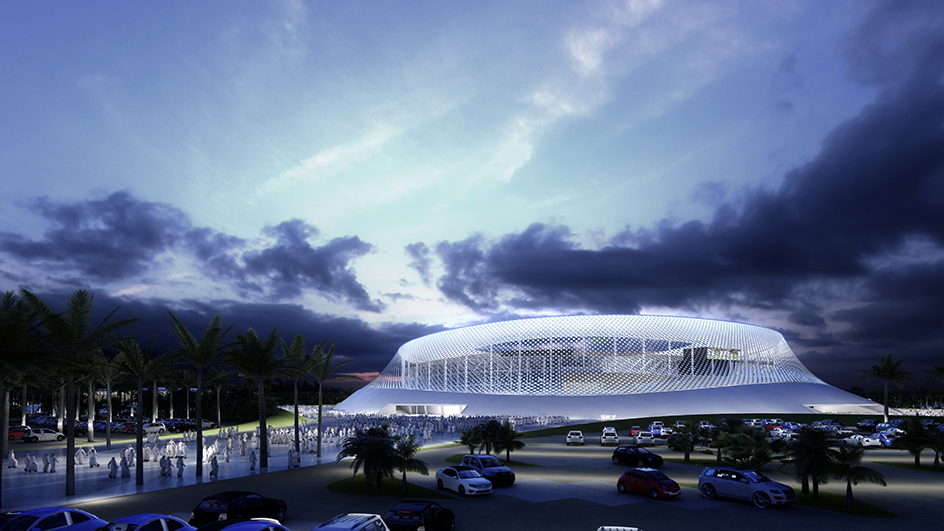 Flashforward - Saudi Stadium